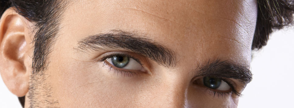 THREADING DIVA - Raising 'Eyebrows' In South Florida, For Men